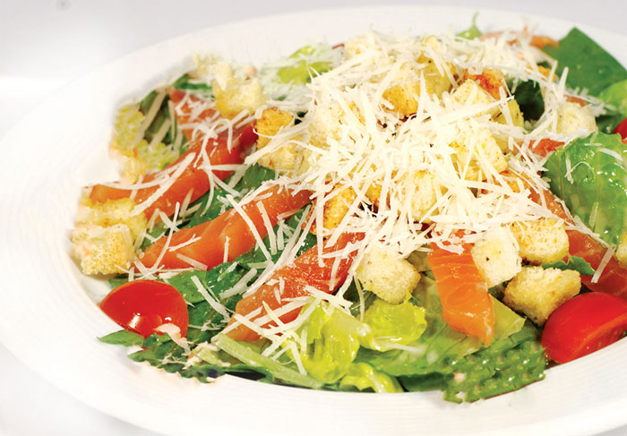 Салат с форелью рецепт пошагово 33