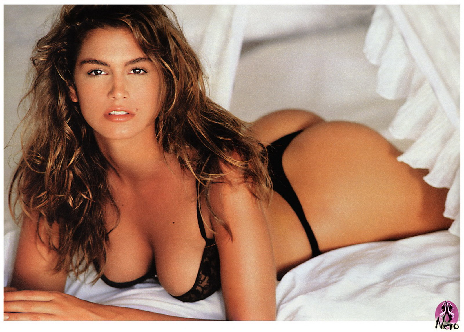 Cindy crawford bedroom