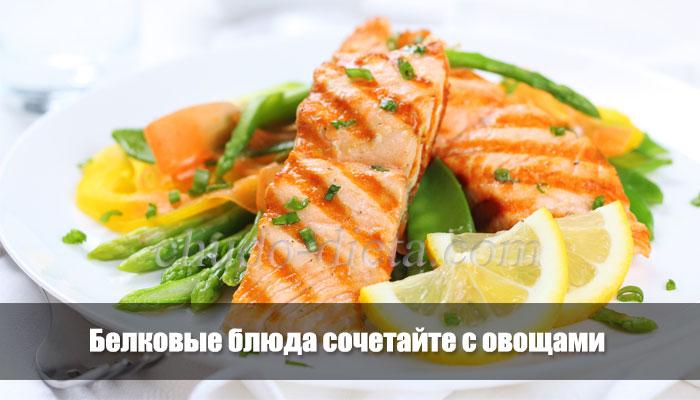 Рецепты блюд с подсчитанными калориями