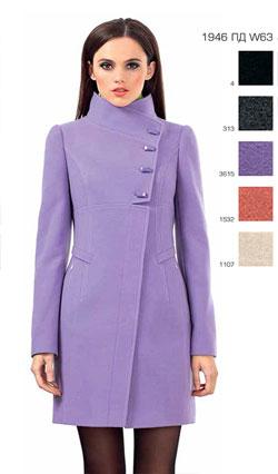 Классическое женское демисезонное пальто moncler нежно розовый пуховик