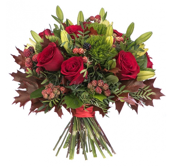 Как выбрать букет из роз