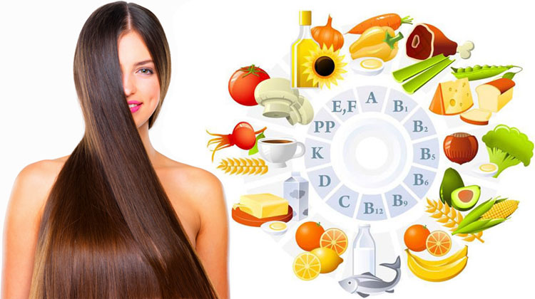 диета при выпадении волос