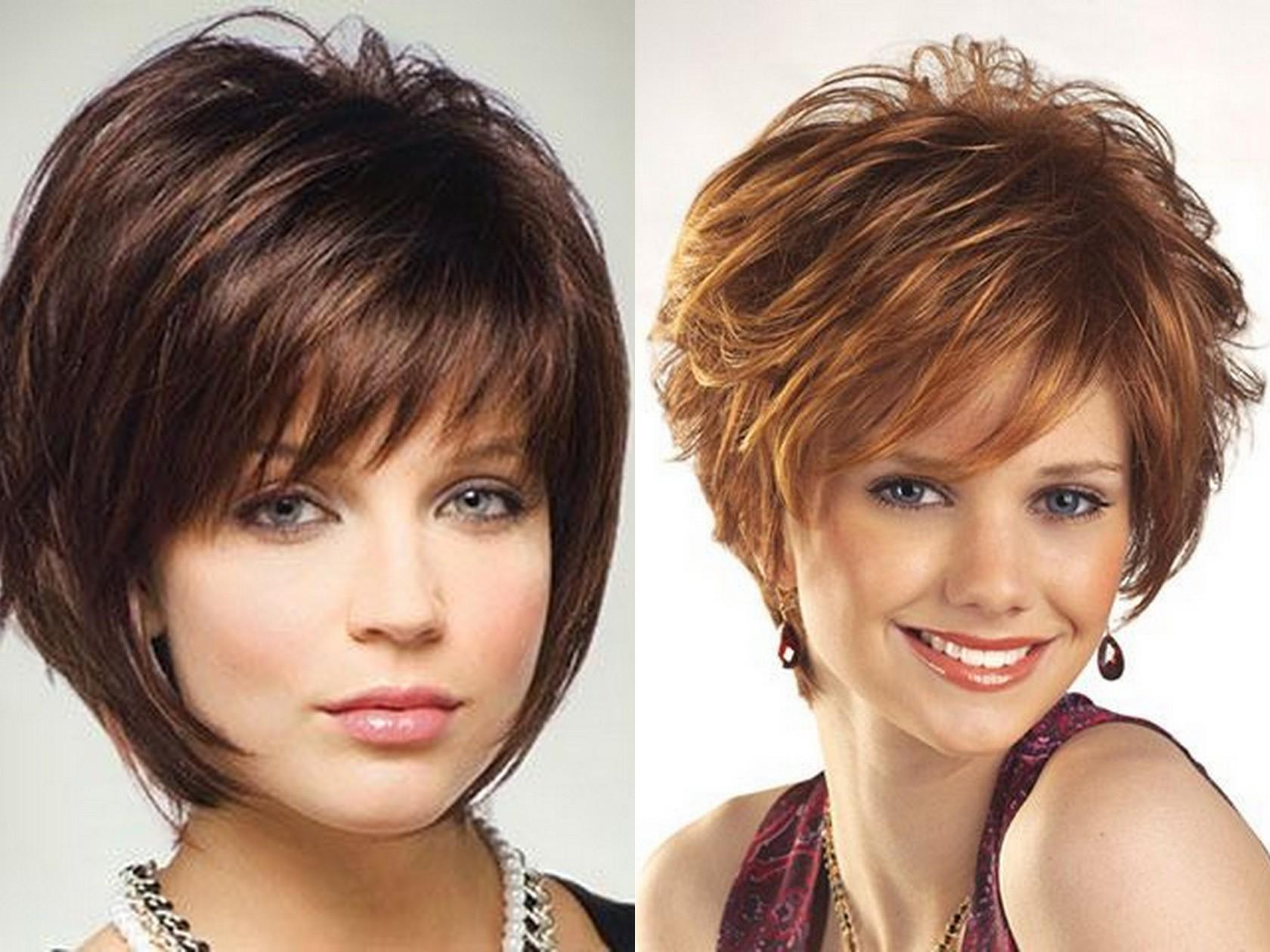 Модные прически тонких волос