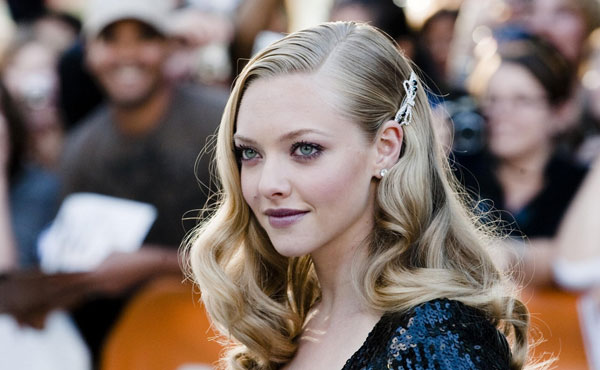 Amanda Seyfried who recently stepped into the fashion