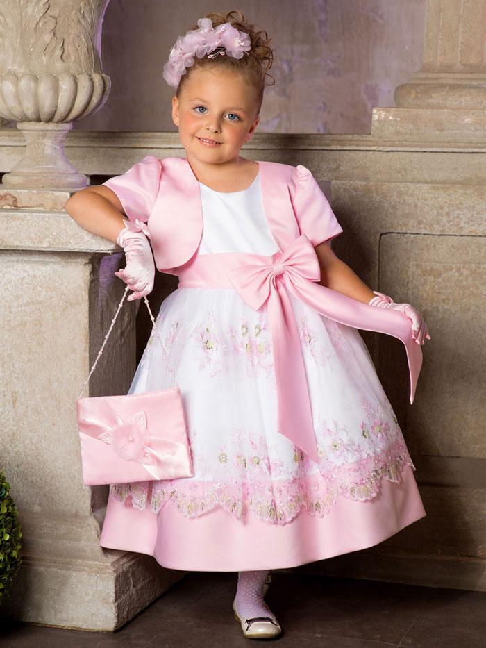Платье на девочку трех лет