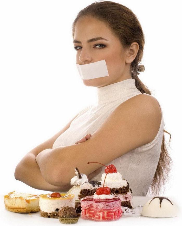 сладкое при похудении